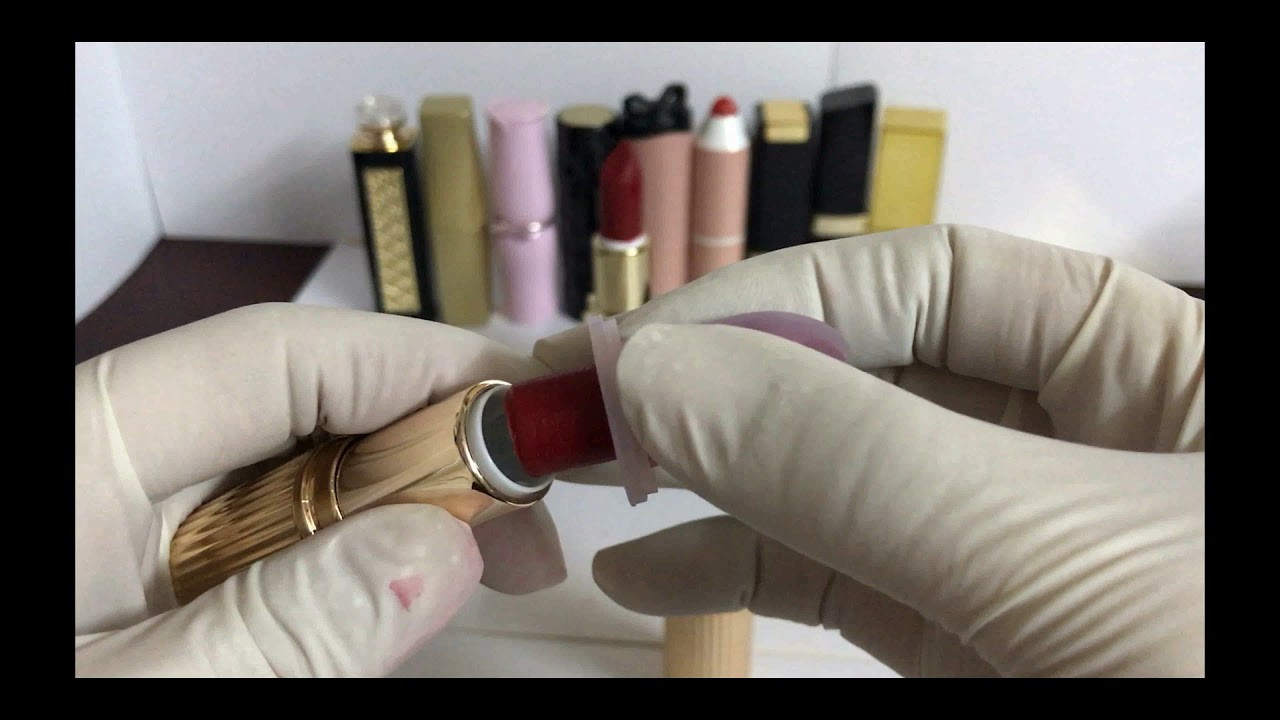 how to make your own lipstick at home youtube