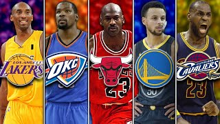The All Time GREATEST Player From EVERY NBA Team