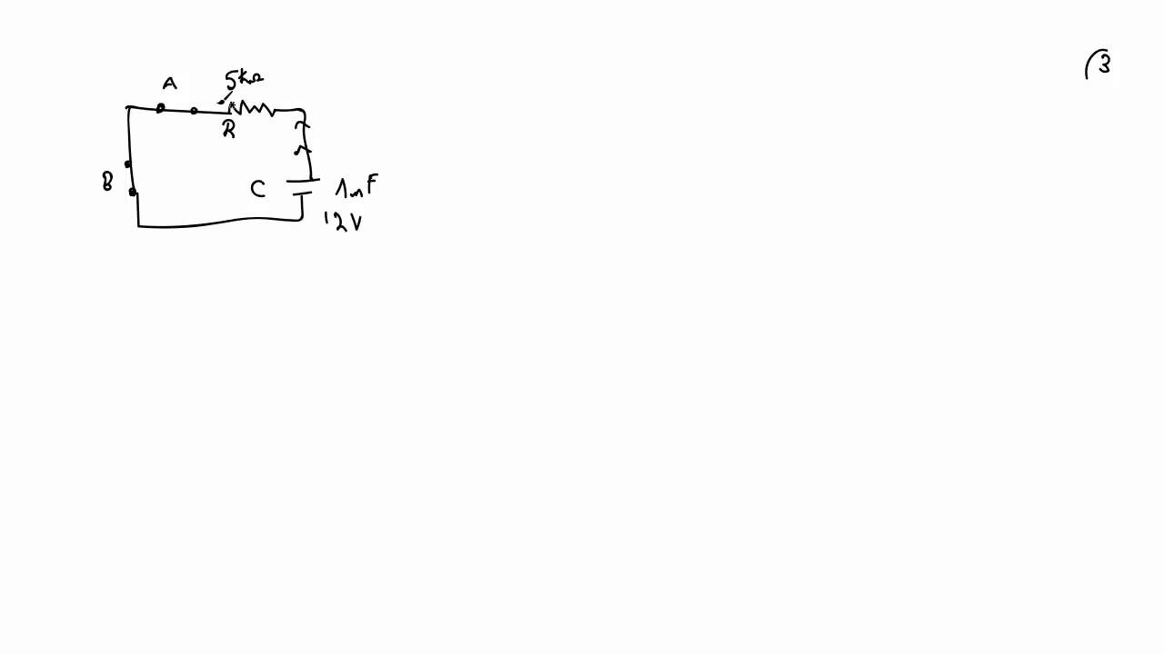 74 1 Youtube How To Make Capacitor Charging Discharging Circuitinteresting