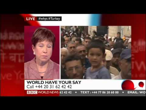 BBC World Have Your Say: Turkey & Syria