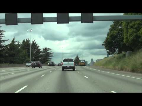 Washington - Interstate 5 North - Mile Marker 160-164 (5/21/13)