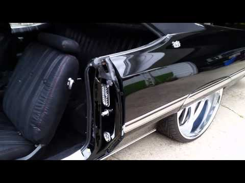 1974 Chevy Caprice Vert
