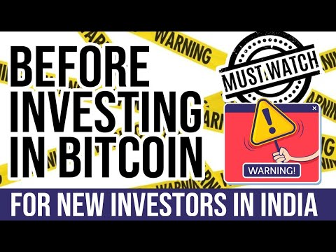 MUST WATCH FOR NEW INVESTORS BEFORE INVESTING IN BITCOIN OR CRYPTO IN HINDI