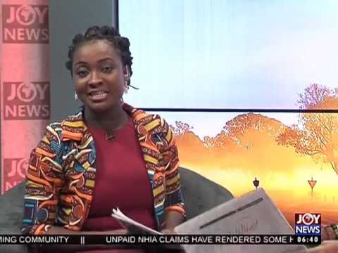AM Newspaper Headlines - AM Show on Joy News (9-2-17)