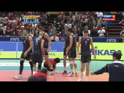 Волейбол: видео