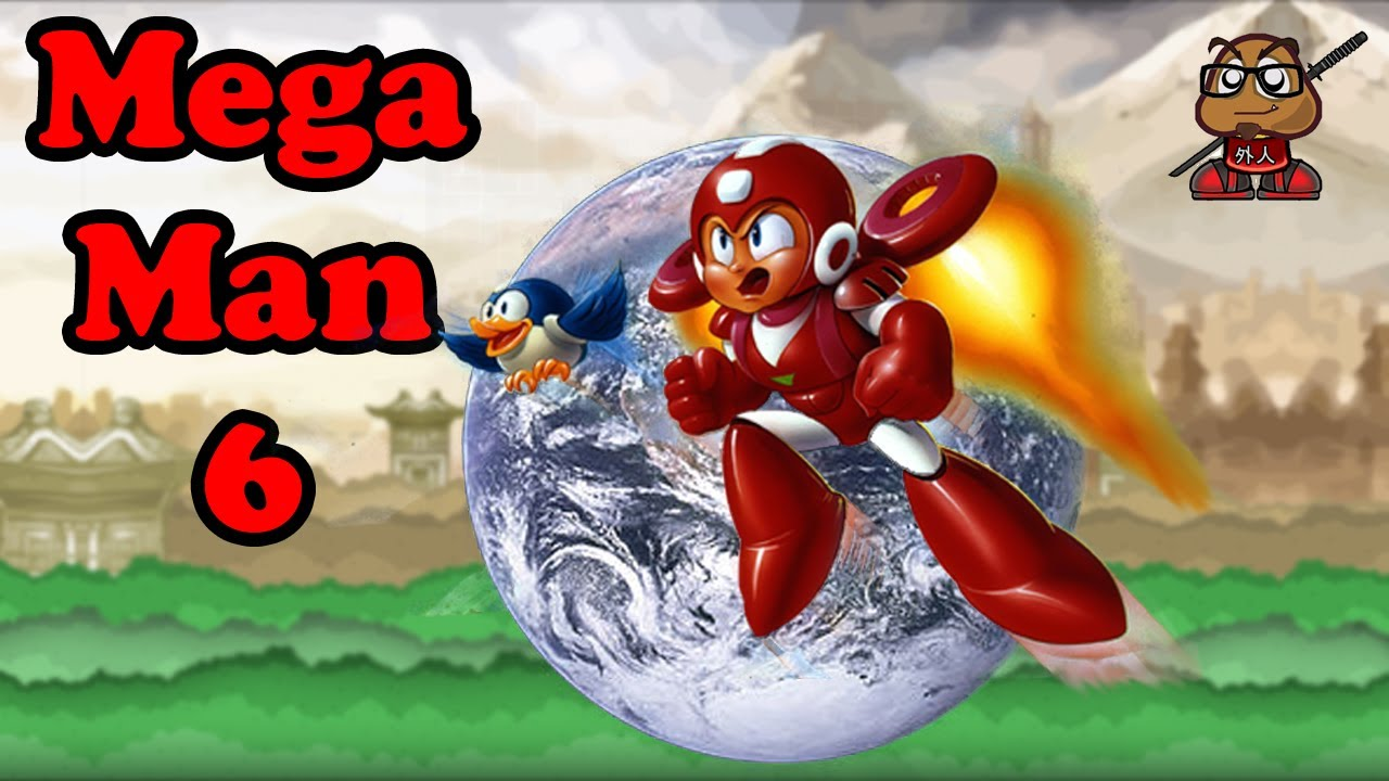 Game Exchange: The Mega Man 6 World Tour (Part 1)