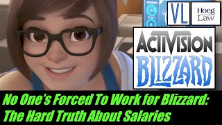 No One's Forced To Work For Blizzard: The Hard Truth About Salaries (VL277)