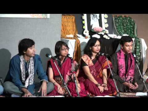 Hingshay Unmotto Pritthi - 150 Years of Tagore | Rabindra Sangeet