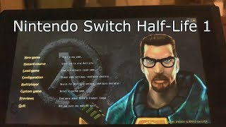 Download Nintendo Switch Half Life Blue Shift Gameplay