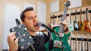 The #1 Guitar Pedal For iOS, MAC, PC