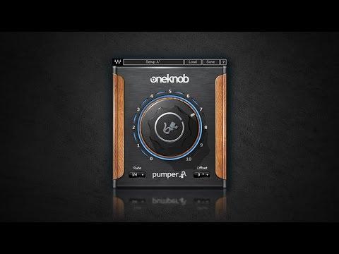 Waves OneKnob Pumper Plugin Demo