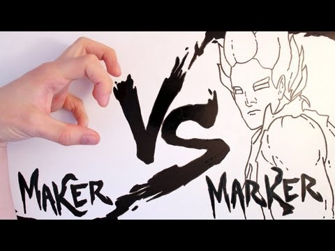 Maker vs Marker 1