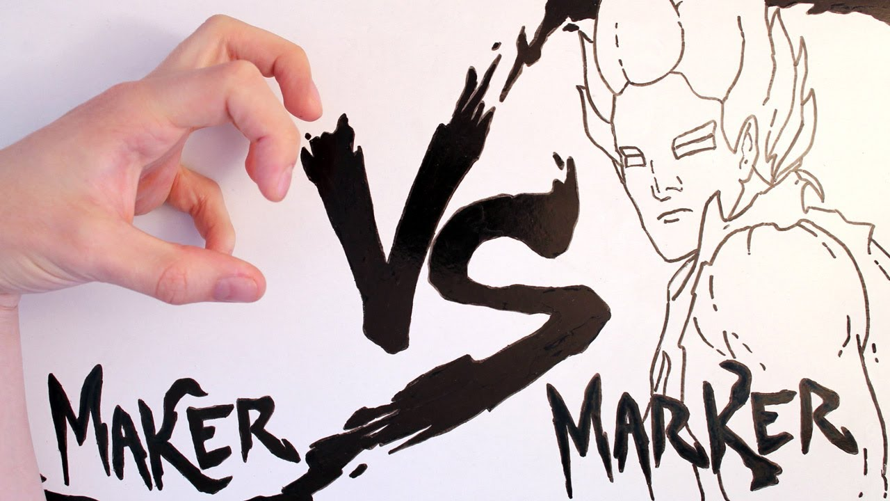 / Vs Maker Vs Marker 1