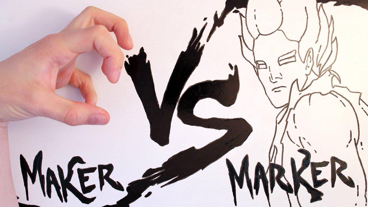 Maker vs Marker 1