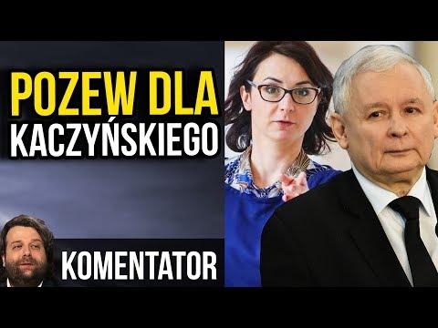 Nowoczesna, PO i PSL Zgłasza Kaczyńskiego do Prokuratury