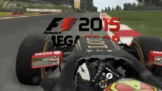 F1 2015 MEGACOOP - LAUF 3 TRAINING/QUALIFYING (Xbox One) / Lets Play F1 2015