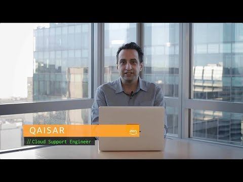 AWS Knowledge Center Videos: How do I associate an Elastic IP address with a WorkSpace?