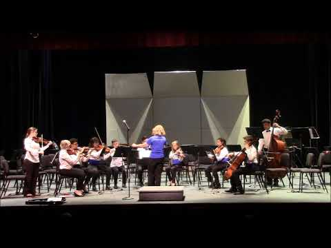 """IVY Orchestra - """"Winter"""" from Vivaldi's Four Seasons"""