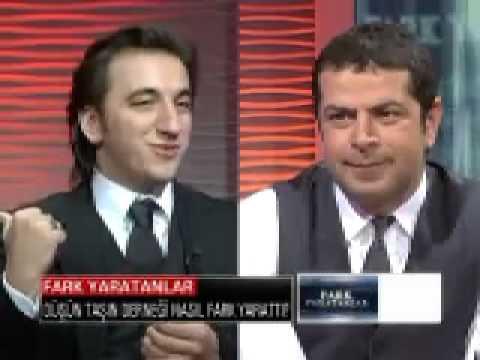 Selim Çavu? CNN Türk Fark Yaratanlar Program?nda Cüneyt Özdemirin Konu?u