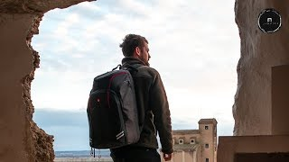 Travel Overland Abandoned Cave Houses - Vlog 11 Spain