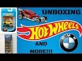 UNBOXING HOT WHEELS Muscle Mania 5 Pack, Surf Crate, 3 pack, BMW Series and more!!!