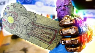 SKATING THE INFINITY GAUNTLET?! Avengers Endgame Special! | YOU MAKE IT WE SKATE IT EP. 254