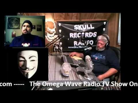 "Anonymous Interview On Skull Radio's ""Omega Wave Radio & TV Show"