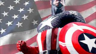 Marvel vs Capcom ''Theme of Captain America'' Remix
