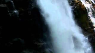 ワチラタン滝(ドイ・インタノン)Doi Inthanon Waterfall