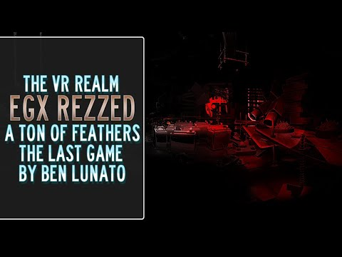 EGX Rezzed 2019: Let's Play A Ton Of Feathers (HTC Vive)