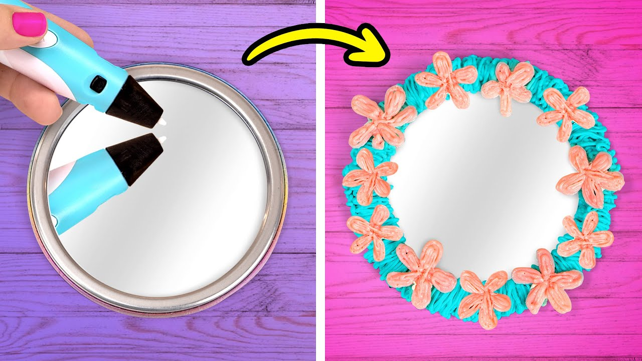 Beautiful and cute DIY crafts every girl will love!