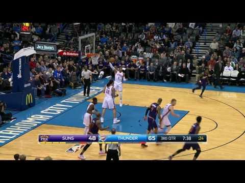 Phoenix Suns at Oklahoma City Thunder - December 17, 2016