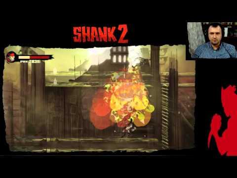 Shank 2 с русской озвучкой роликов. 1-я глава.