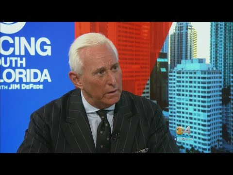 Facing South Florida: One-On-One With Trump Advisor Roger Stone Part I