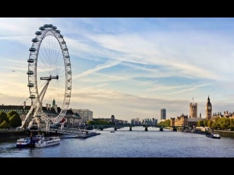 London in 4K. Ultra HD. Part 1.