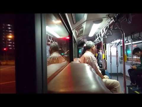 [SBS Transit] ZF4HP500 Kickdowns-SBS9631X On Service 12!