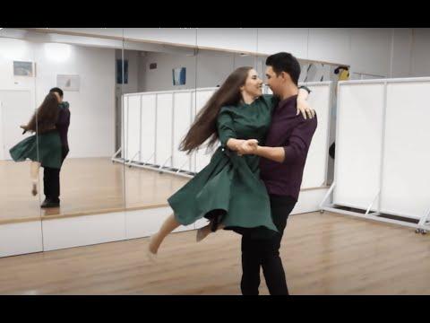 Самый красивый свадебный танец с поддержками (Уфа) _ Марс и Айсылу