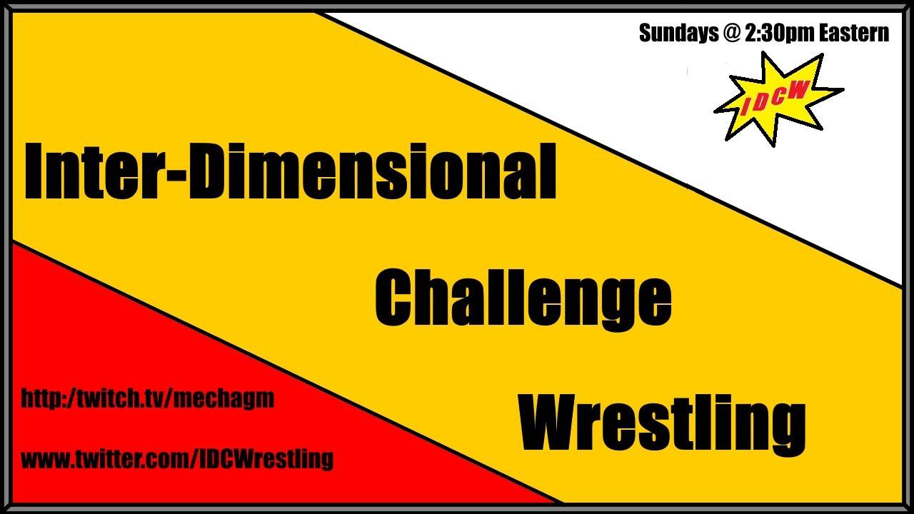 Download Inter-Dimensional Challenge Wrestling - October 3rd, 2021