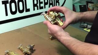how to identify or choose a pilot unloader valve