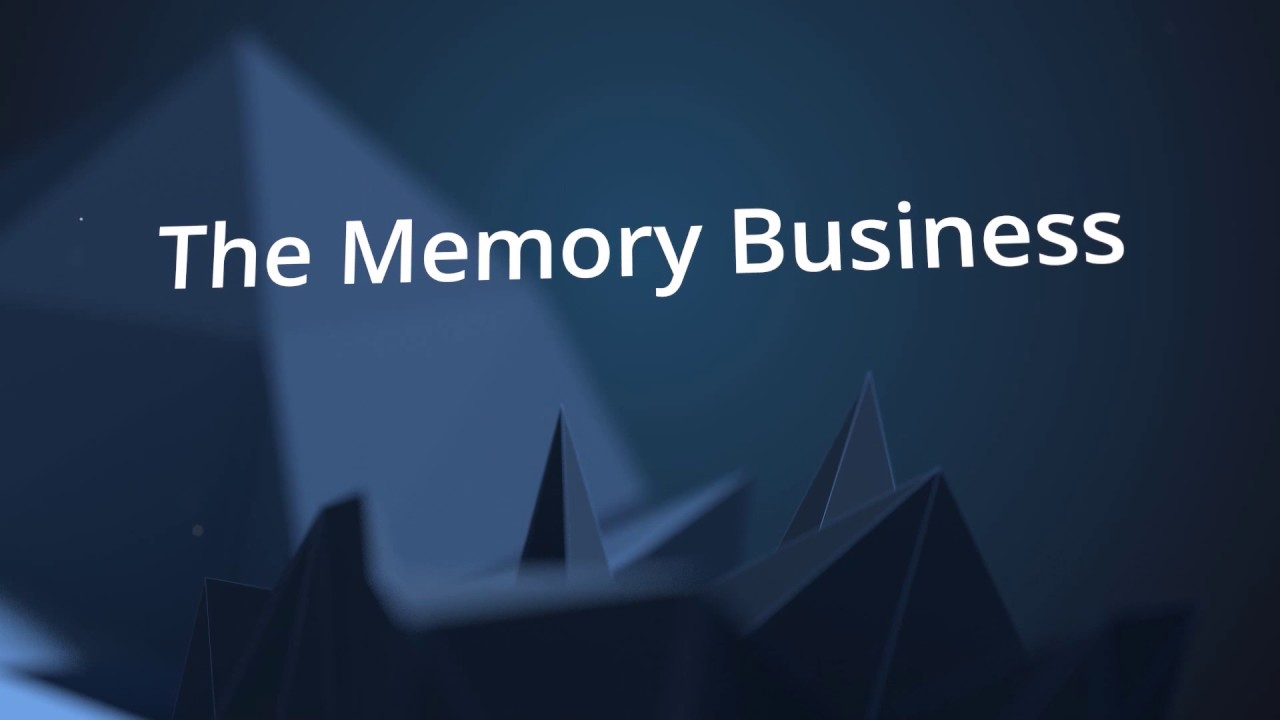 The Memory Business Promo