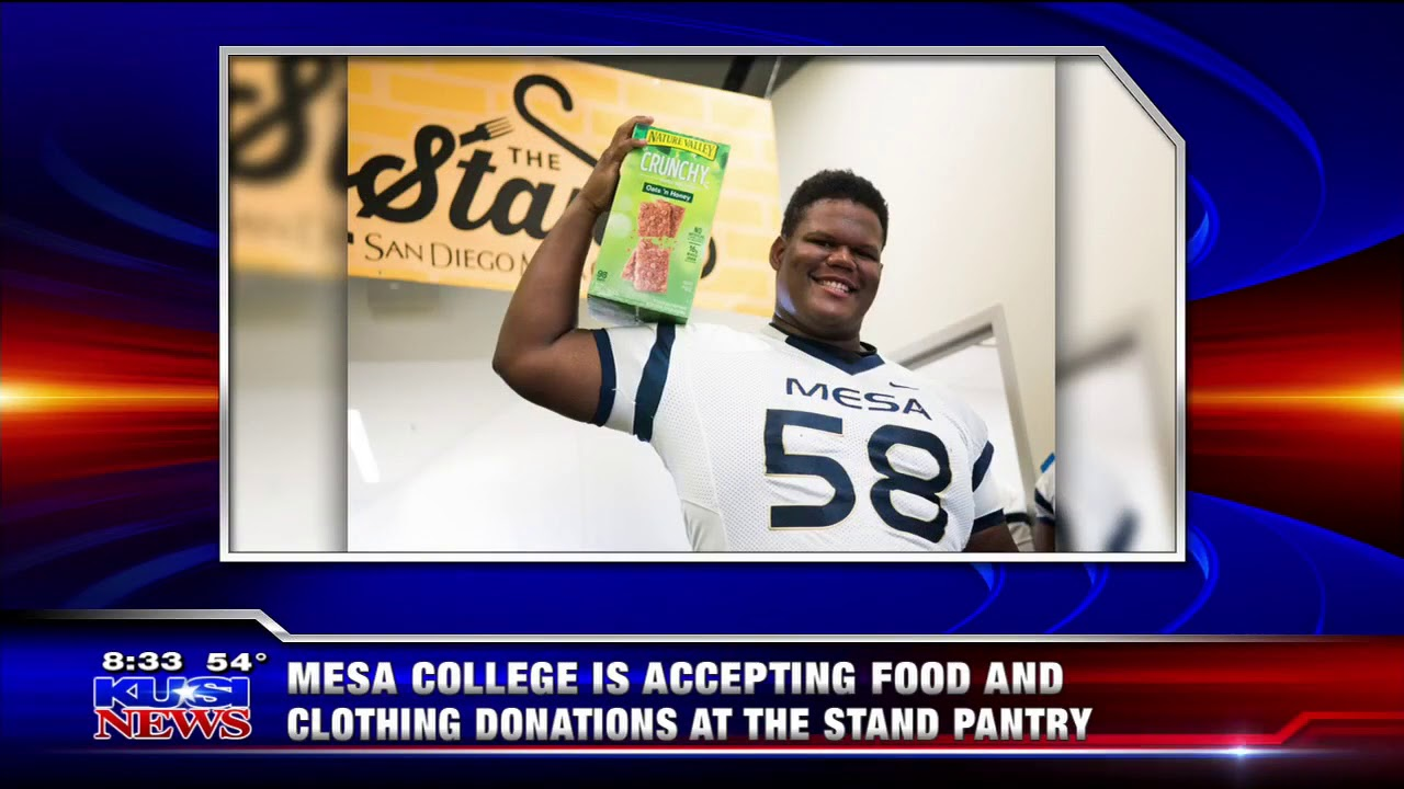 Food Pantry San Diego