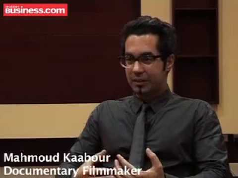 Director Mahmoud Kaabour talks films, funding and Gulf festivals