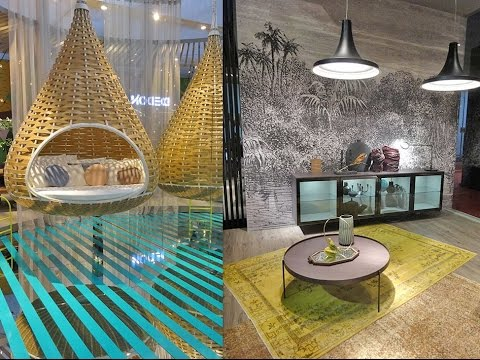 Decoration trends 2017 2018 milan furniture fair youtube for Home decorations 2018