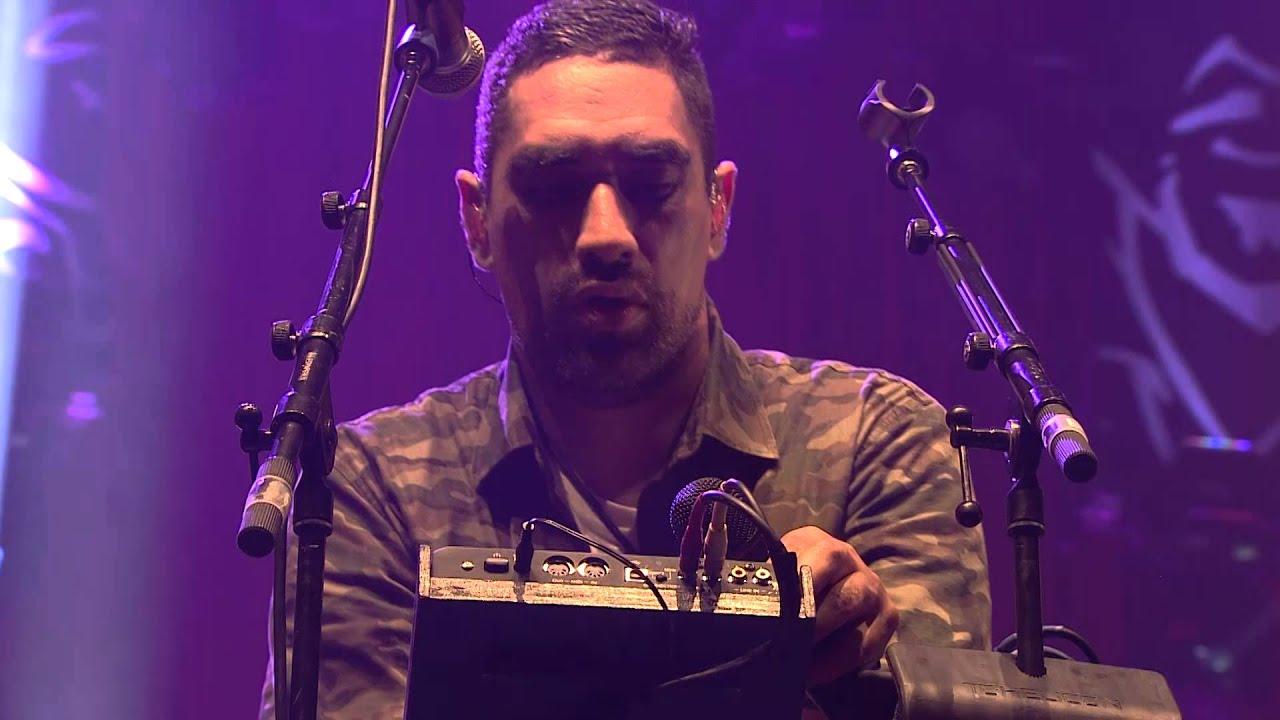 Fat Freddy's Drop Shiverman Live at Alexandra Palace, London 2014