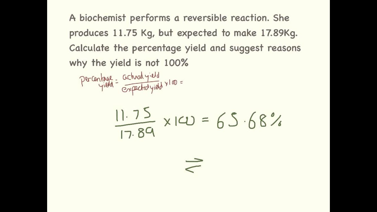 Printables Percent Yield Calculations Worksheet Gozoneguide – Percent Yield Worksheet Answers