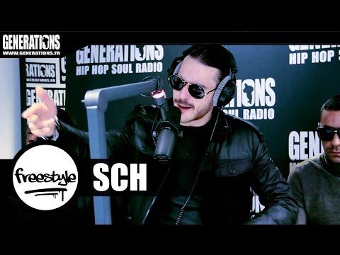 Youtube: SCH – 13 Novembre [Freestyle] (Live des studios de Generations)