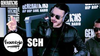 SCH - 13 Novembre [Freestyle] (Live des studios de Generations)