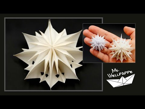 How to make a Kalami Star   Paper Star   Origami Star - YouTube ...   360x480