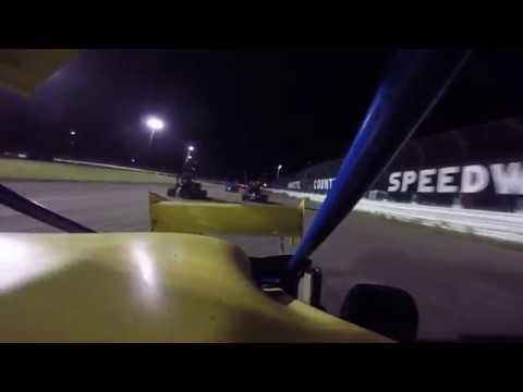 Onboard Badger Micros - Lafayette County Speedway, June 2 2017
