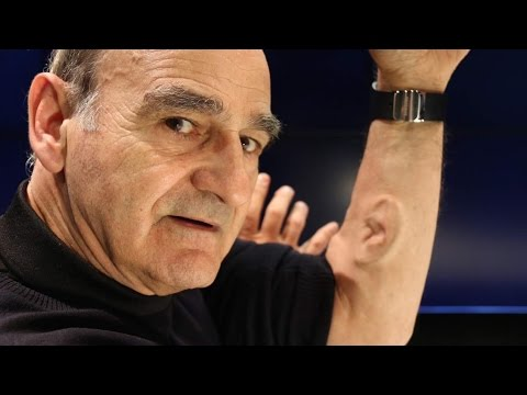 Perth Professor + Artist Grows Ear on Arm to Connect to Internet